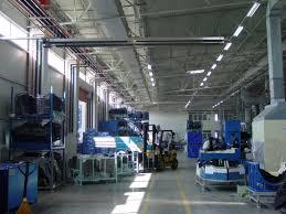 Fabrika hava tesisatı