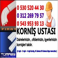 Ankara korniş ustası